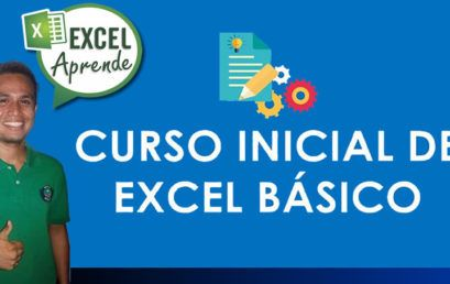 Curso Inicial de Excel Básico