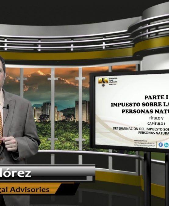 Reforma Tributaria 2016 Cambio Estructural Personas Naturales