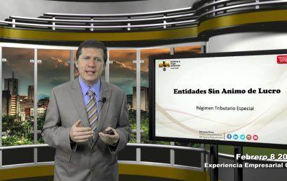 Reforma Tributaria 2016  Regimen Tributario Especial