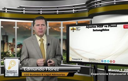 Reforma Tributaria 2016 NIIF vs Fiscal Intangibles