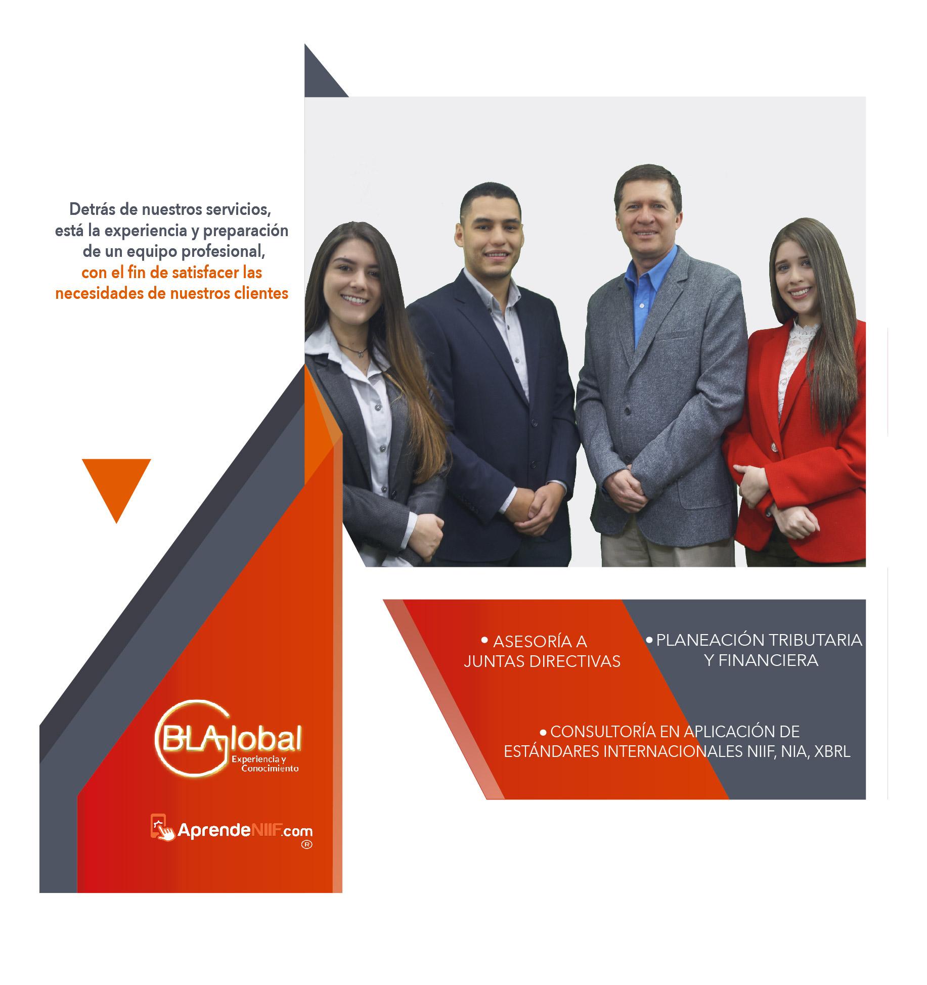 Consultoría NIIF e Impuestos Colombia