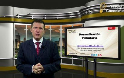 Introducción Normalización Tributaria