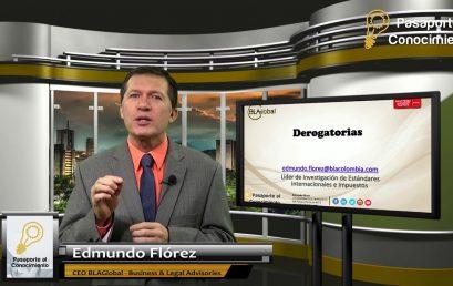 Introducción a las derogatorias