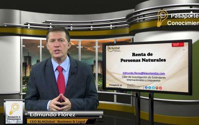 Introducción Renta de Personas Naturales